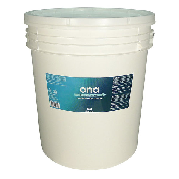 ONA Gel Polar Crystal, 30 Liters - Deodorizer Gel - Rogue Hydro