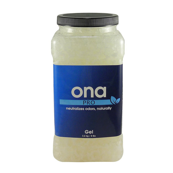 ONA Gel PRO Jar, 4 Liters - Deodorizer Gel - Rogue Hydro