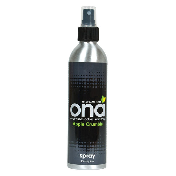 ONA Apple Crumble Spray, 250 ml - Deodorizer Spray - Rogue Hydro