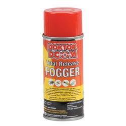Doktor Doom Total Release Fogger, 3 Ounces - Disease and Pest Control - Rogue Hydro