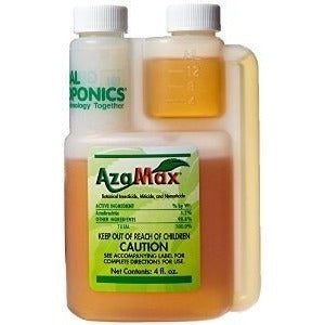 General Hydroponics Azamax, 4 Ounces - Disease and Pest Control - Rogue Hydro - 2