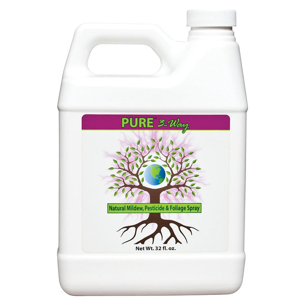 Pure 3-Way RTU, 1 Quart - Disease and Pest Control - Rogue Hydro