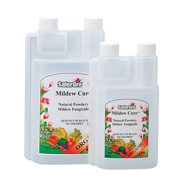 SaferGro Mildew Cure Concentrate, 16 Ounces - Disease and Pest Control - Rogue Hydro