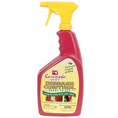 Serenade Garden Disease Control RTU, 1 Quart - Disease and Pest Control - Rogue Hydro