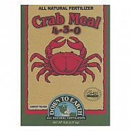 Down To Earth Crab Meal 4-3-0, 5 Pounds