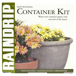 Raindrip Container Drip Kit With Anti-Syphon - Drip Irrigation Kit - Rogue Hydro