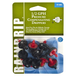 Raindrip 1/2 GPH Pressure Compensating Dripper 10 Pack - Dripper - Rogue Hydro - 1