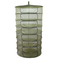 Grow1 Dry Rack w/ Zipper Openings, 3 ft - Drying Rack - Rogue Hydro