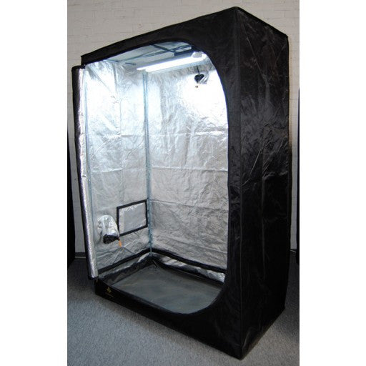 Secret Jardin Dark Street 120w v3.0 DS120W 2x4x5.6 Grow Tent - 2x4 Grow Tent - Rogue Hydro - 4