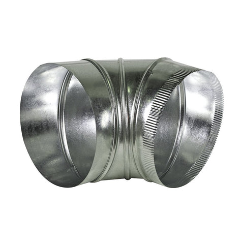 "Duct Elbow 12"" Adjustable - Duct Fitting - Rogue Hydro"