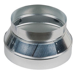 "Duct Reducer 10""x8"" - Duct Fitting - Rogue Hydro"