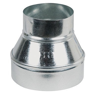 "Duct Reducer 6""x4"" - Duct Fitting - Rogue Hydro"