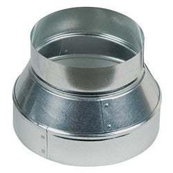 "Duct Reducer 8""x6"" - Duct Fitting - Rogue Hydro"