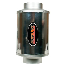 "DuraBreeze Duct Muffler, 6"" Mini"