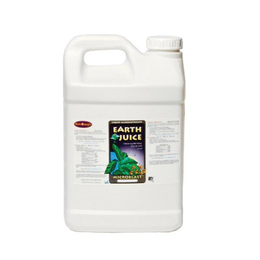 Earth Juice Microblast, 2.5 Gallons
