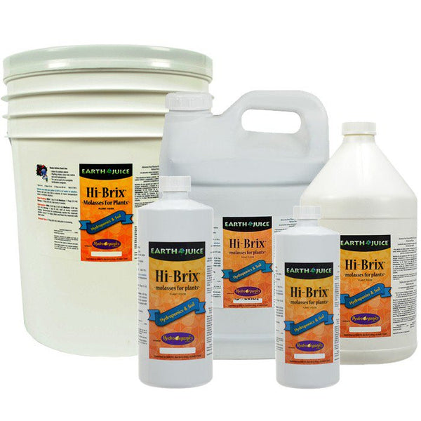 Earth Juice Hi-Brix, 1 Gallon