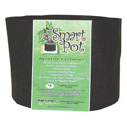 "Smart Pot 3 Gallon, 10"" - Fabric Pot - Rogue Hydro"
