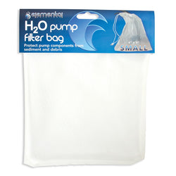 "Elemental Solutions H2O Pump Filter Bag Small, 8"" x 9"" - Filter Bag - Rogue Hydro"