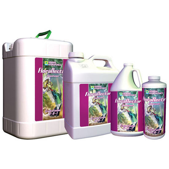 General Hydroponics FloraNectar FruitnFusion, 2.5 Gallons
