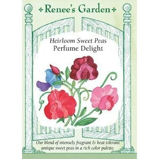 Renee's Garden Fragrant Sweet Peas Perfume Delight - Flowers - Rogue Hydro - 1