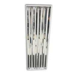 LighTech 4ft 4 Bulb T5 Fluorescent Light (Grow Bulbs) - Fluorescent Grow Light - Rogue Hydro - 1