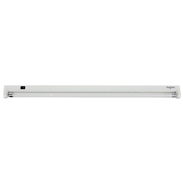 VitaPlant 2' Single Tube T5 Fixture with 6500k Grow Tube - Fluorescent Grow Light - Rogue Hydro