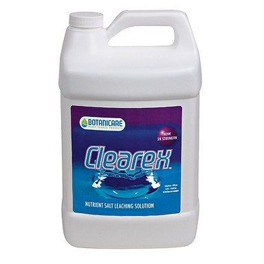 Botanicare Clearex, 1 Gallon - Flushing Solution - Rogue Hydro