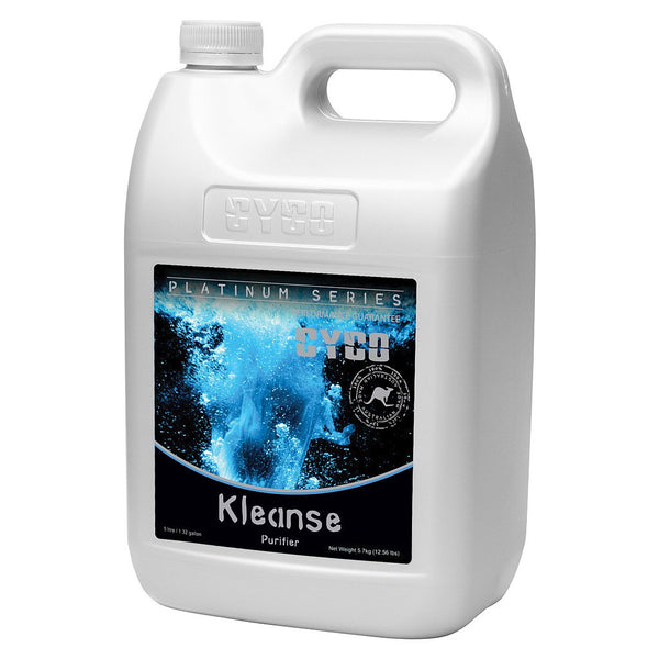 Cyco Kleanse, 5 Liters - Flushing Solution - Rogue Hydro - 1