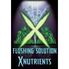 X Nutrients Flushing Solution - Flushing Solution - Rogue Hydro