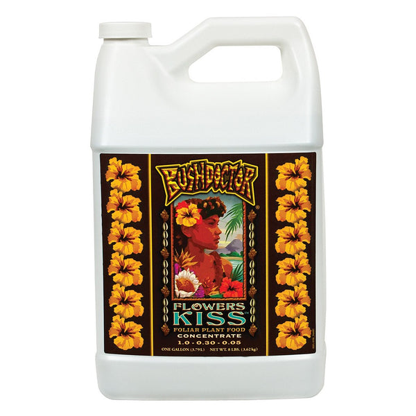 Foxfarm Bush Doctor Flower Kiss, 1 Gallon