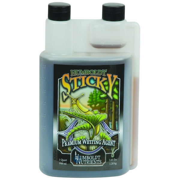 Humboldt Nutrients Sticky, 1 Quart - Foliar Spray - Rogue Hydro