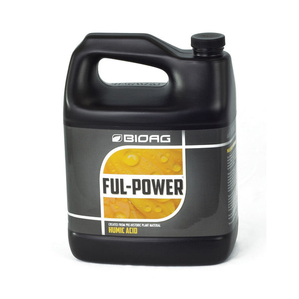 BioAg Ful-Power, 1 Gallon - Fulvic/Humic Supplements - Rogue Hydro