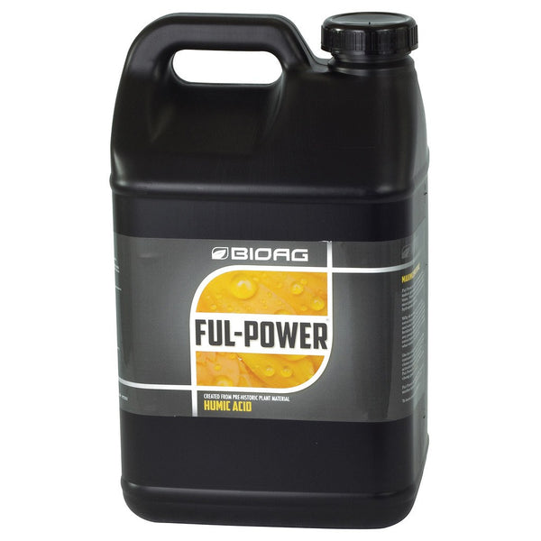 BioAg Ful-Power, 2.5 Gallons - Fulvic/Humic Supplements - Rogue Hydro