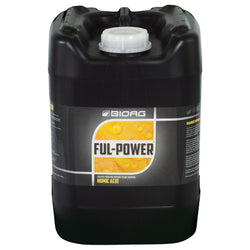 BioAg Ful-Power, 5 Gallons - Fulvic/Humic Supplements - Rogue Hydro