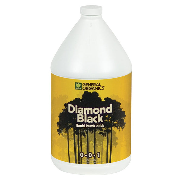 General Organics Diamond Black, 1 Gallon