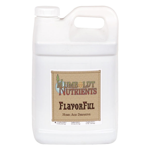 Humboldt Nutrients FlavorFul, 2.5 Gallons - Fulvic/Humic Supplements - Rogue Hydro