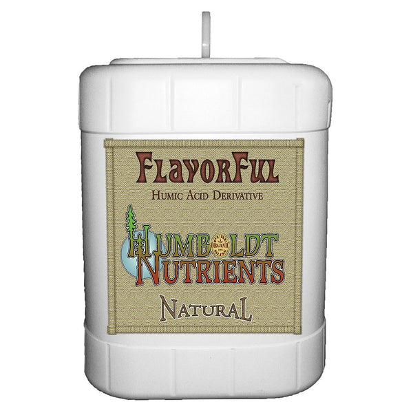Humboldt Nutrients FlavorFul, 5 Gallons - Fulvic/Humic Supplements - Rogue Hydro
