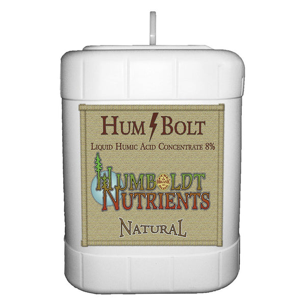Humboldt Nutrients Humic, 5 Gallons - Fulvic/Humic Supplements - Rogue Hydro