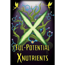 X Nutrients Ful-Potential - Fulvic/Humic Supplements - Rogue Hydro - 1