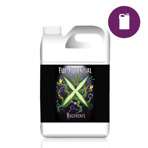 X Nutrients Ful-Potential - Fulvic/Humic Supplements - Rogue Hydro - 4