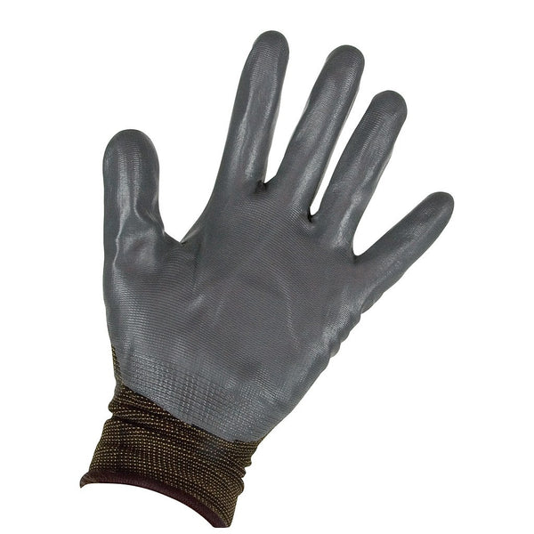 ATLAS Nitrile Tough Black Gloves, Large - Gloves - Rogue Hydro
