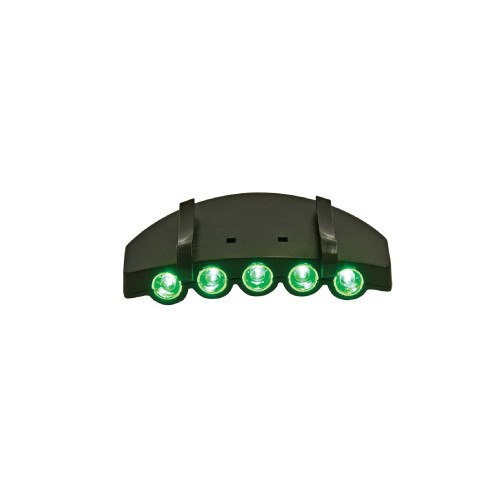 Grow1 Green LED Clip-on Hat Light - Green Lights - Rogue Hydro - 1
