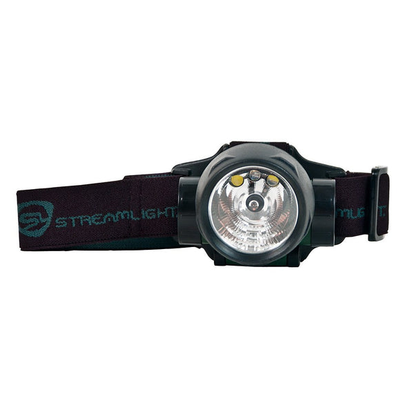 Streamlight Trident Green LED Headlamp - Green Lights - Rogue Hydro - 1