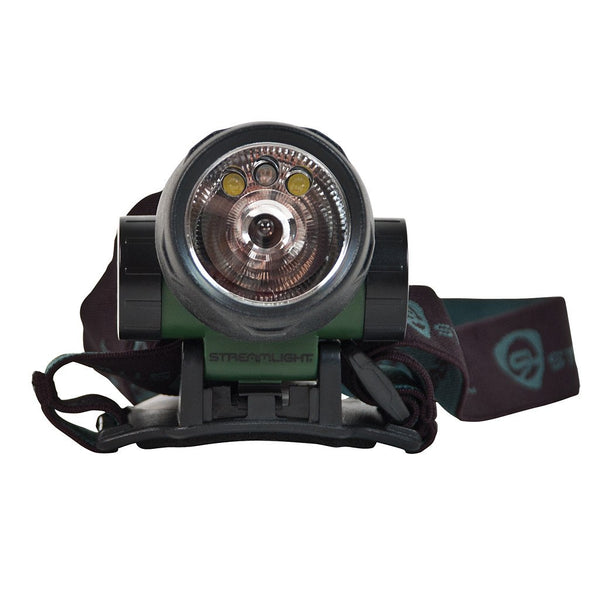 Streamlight Trident Green LED Headlamp - Green Lights - Rogue Hydro - 3