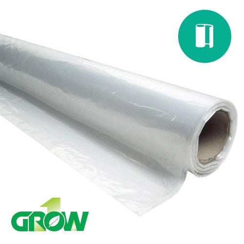 Grow1 Greenhouse Film Commercial size 6mil 20'x100' - Greenhouse Film - Rogue Hydro