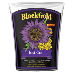Black Gold Just Coir, 2 cu ft - Grow Mediums - Rogue Hydro