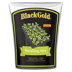 Black Gold Seedling Mix, 16 Quarts - Grow Mediums - Rogue Hydro