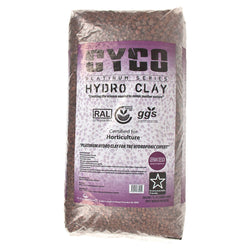Cyco Hydro Clay, 50 Liters - Grow Mediums - Rogue Hydro