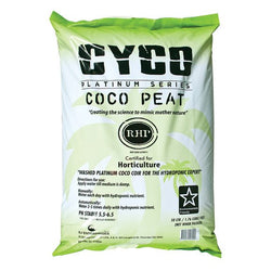 Cyco Coco Coir Peat, 50 Liters - Grow Mediums - Rogue Hydro - 1