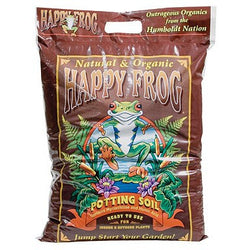 Foxfarm Happy Frog Potting Soil, 12 Quarts